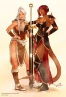 Comm: Femmes Fatales by Noiry