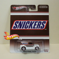 HOT WHEELS 2014 SNICKERS ANGLIA PANEL TRUCK by idhotwheels