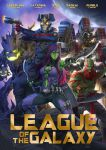 LEAGUE OF THE GALAXY!!! by Exaxuxer