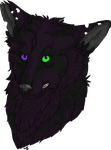 Wolf Headshot YCH Auction (CLOSED) by Russetpelt-07