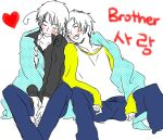APH korea brother love by GeNa524