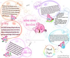+.:mindmap:.-Pink angry bird with bubbles:.+ by emily-the-wolf