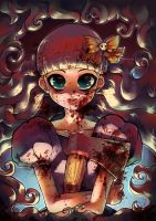 Neo Bloody Mary. by lysergdiethiel