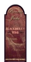Ronnie Jacks' Blackberry Wine by Ideya-Runes