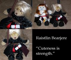Raistlin Bearjere by drumgirl