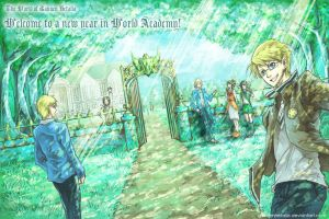 Welcome to APH World Academy by koulin