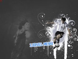 Messi by CRiMiNaL1453