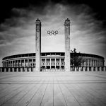 Olympic Stadium by BelcyrPiotr