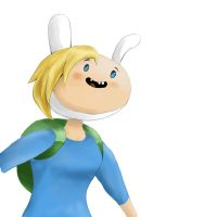 Fionna--Adventure Time by JackMontegue