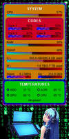 Full quad core system + temperature manager 2.0 by alikimoko