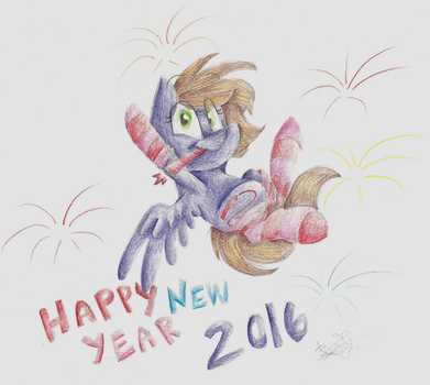 Happy New Year!! by BefishProductions