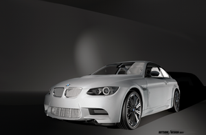 BMW m3 Deviantion by artsoni