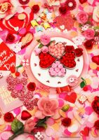 My Sweet Valentine by theresahelmer