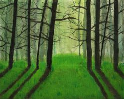 The Forest.Canvas by FaNtAsYzMaRiOnEtTe