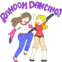 iCarly Random Dancing by Vampenxwitch
