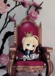 Saber Petite With Crown by peastri
