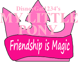 DisneyGal1234's MLP Friendship is Magic by jacobyel