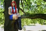 Erza Scarlet - Fairy Tail p.1 by Catulus-Cosplay