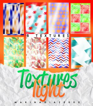 Light textures pack by MarinaDiaz2002