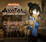 Avatar Korra by rainWase