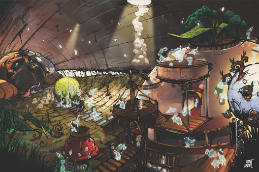 Little World by biroons