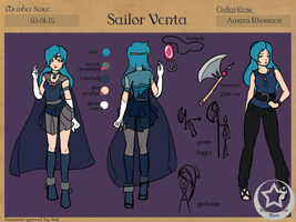 Sailor Venta BSS reference by iCheddar