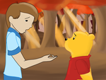 """""""Pooh, you have to believe me,"""" by ZakSaturday2468"""