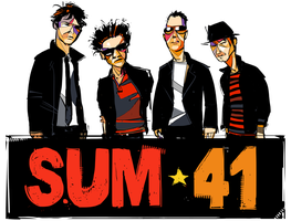 Sum 41 by michaelfirman