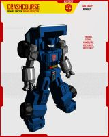 MINIBOT CRASHCOURSE by F-for-feasant-design