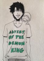 Advent of the demon king by Phyo91