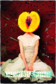 peaches by mackill