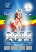 Miss Ethio 2011 by M-AlJabarty