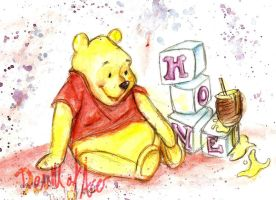 Whinny The POOH by Devil-Of-Aces
