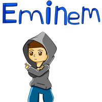 Eminem by Lynnae-Madison
