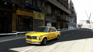 GT5 - BMW 2002 Turbo '73 by K3niChi