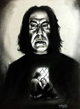 01162016 RIPSnape by guinnessyde