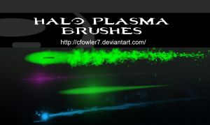 PS Brushes - Halo Plasma by cfowler7
