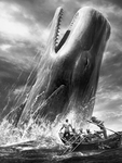 Kindle Screensaver: Moby Dick by Ighalli