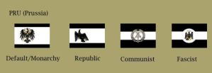 Victoria II Prussian Flags by rasnow94