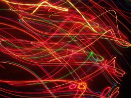 Christmas Light Symphony by ANewChallenger