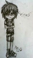 anime virus by GlichieVirus