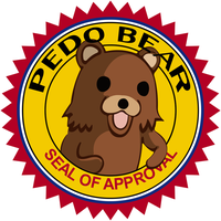 pedo bear by epidemic-eradicaotr