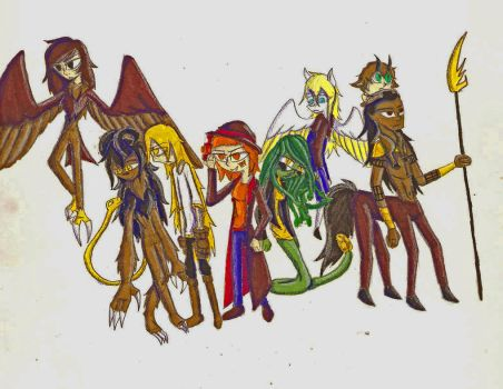 the Greeks crew by CrazyFangirl01