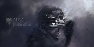 Call of Duty Smudge Singature by JossGFX