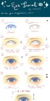 Semi-Realistic Eye Tutorial by Linka08