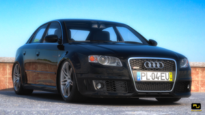 Audi RS4 2 by RJamp