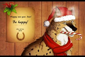 happy holidays! ! by TwistedLunatic