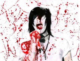 Knives and Pens Sketch by Krinaia91