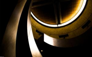 Circumvolution I by hugovanmalle