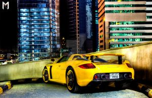 Porsche Carrera GT by Mishari-Alreshaid